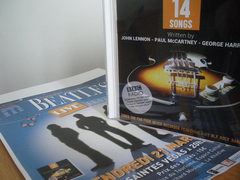 cd 14 beatles