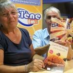 #ScèneOuverte le 01/08/14 avec Françoise Valade et Benoît Lacoste pour la présentation du festival Les Rues s'agitent à Fouras les 13 et 14 août