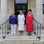Tonnay-Charente : fières d'être le symbole de la libération