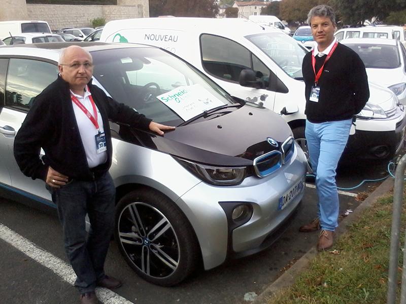 tour véhicules électriques 2014