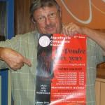 #ScèneOuverte le 07/11/14 avec le metteur en scène Bernard Lamouroux d'Aigrefeuille