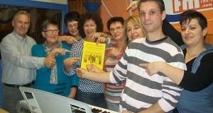 #ScèneOuverte le 28/11/14 avec le groupe Double-croche de Saint-Jean-d'Angély