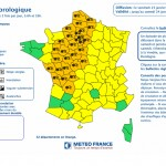 Verglas : 17 accidents ce matin en Charente-Maritime, un blessé classé en urgence absolue