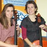 #ScèneOuverte le 06/02/15 avec le duo Cellosubito de La Rochelle