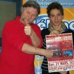 #ScèneOuverte le 20/02/15 avec Nicolas Saint-Lanne et Thierry Demon de Rochefort