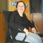 #ScèneOuverte le 06/03/15 avec la chanteuse Nancy de la Châtaigneraie