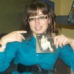 #ScèneOuverte le 10/04/15 avec la chanteuse Lucie Chartier de Surgères pour la sortie de son album «Comme»