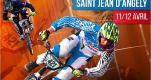 Coupe de France BMX ce week-end à Saint-Jean-d'Angély !