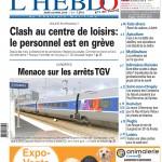 Une @LHebdo17 : la menace sur les arrêts TGV en gare de #Surgères