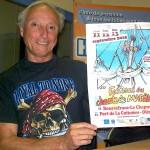 #ScèneOuverte le 21/08/15 avec Jean-Louis Pautot pour la promo du Festival des chants marins, du 11 au 13 septembre, à Bourcefranc et en Oléron