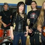 #ScèneOuverte le 29/04/16 avec le groupe de rock Alwida de Niort