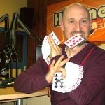 #ScèneOuverte le 13/05/16 avec le magicien David Orta de Nouaillé-Maupertuis (86)