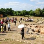 #AunisSud : reportage à la villa gallo-romaine à Saint-Saturnin-du-Bois