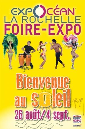 Le coup d envoi de la foire expo de la rochelle demain for Nocturne foire expo