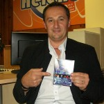#ScèneOuverte le 16/09/16 avec le magicien Tony Hermann de La Rochelle